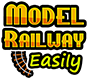 Logo for the train game Model Railway Easily