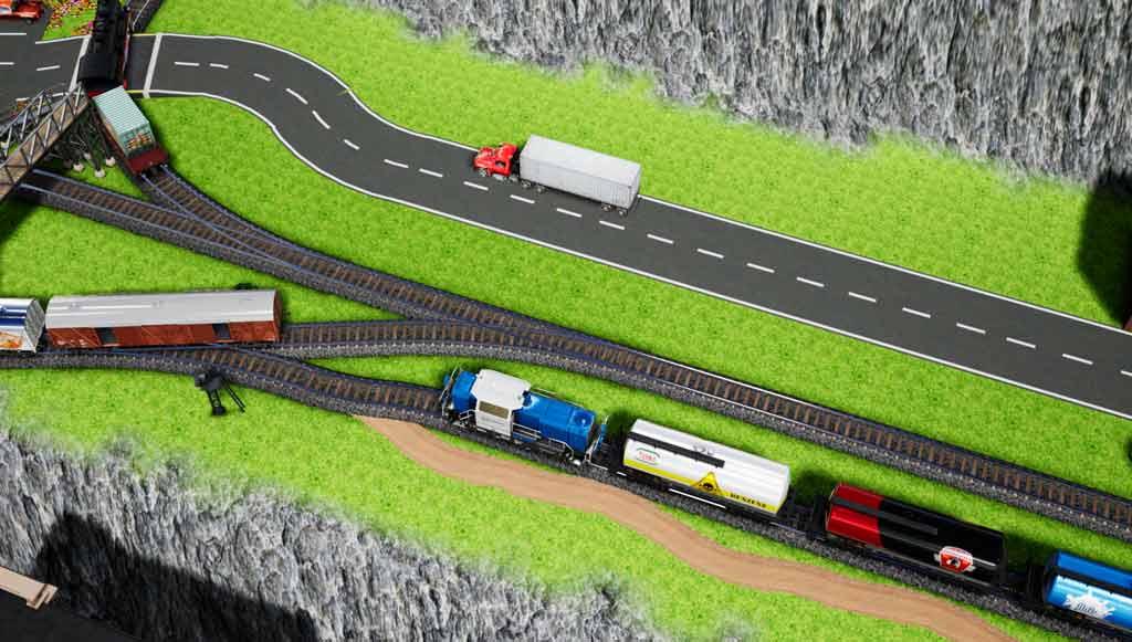 add roads vehicles signal